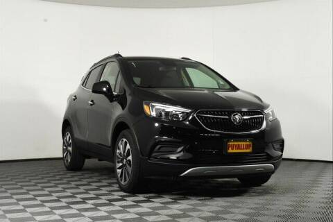 2021 Buick Encore for sale at Washington Auto Credit in Puyallup WA