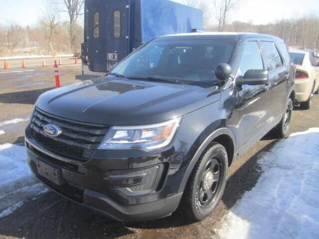 2017 Ford Explorer for sale at J & K Auto - J and K in Saint Bonifacius MN