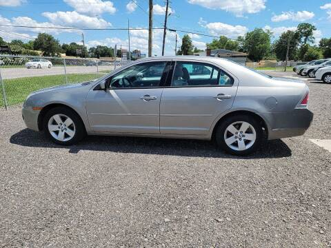 2009 Ford Fusion for sale at Dick Smith Auto Sales in Augusta GA