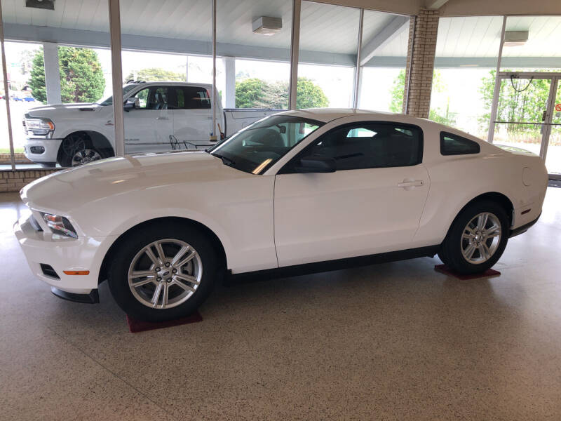 2012 Ford Mustang for sale at Haynes Auto Sales Inc in Anderson SC