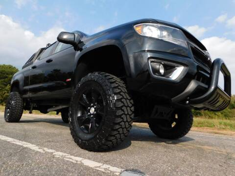 2015 Chevrolet Colorado for sale at Used Cars For Sale in Kernersville NC