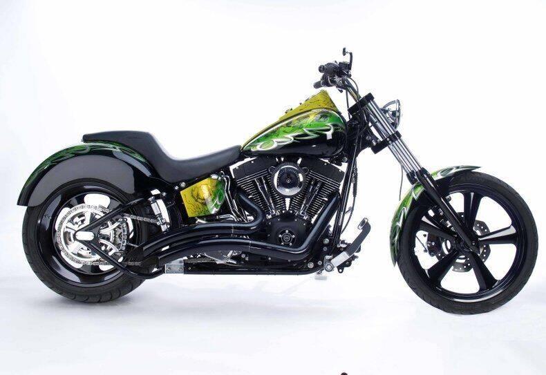 2005 Harley Davidson Softail  - Gilbert AZ