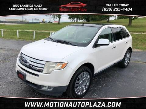 2010 Ford Edge for sale at Motion Auto Plaza in Lakeside MO