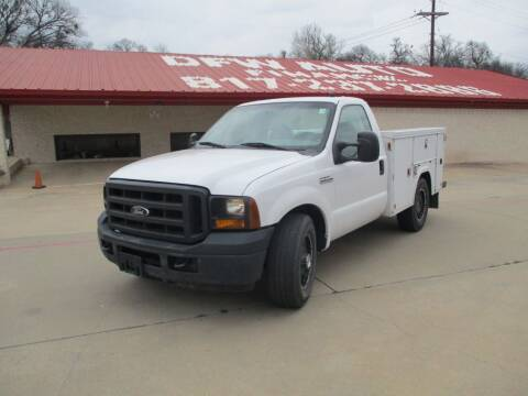 2006 Ford F-350 Super Duty for sale at DFW Auto Leader in Lake Worth TX
