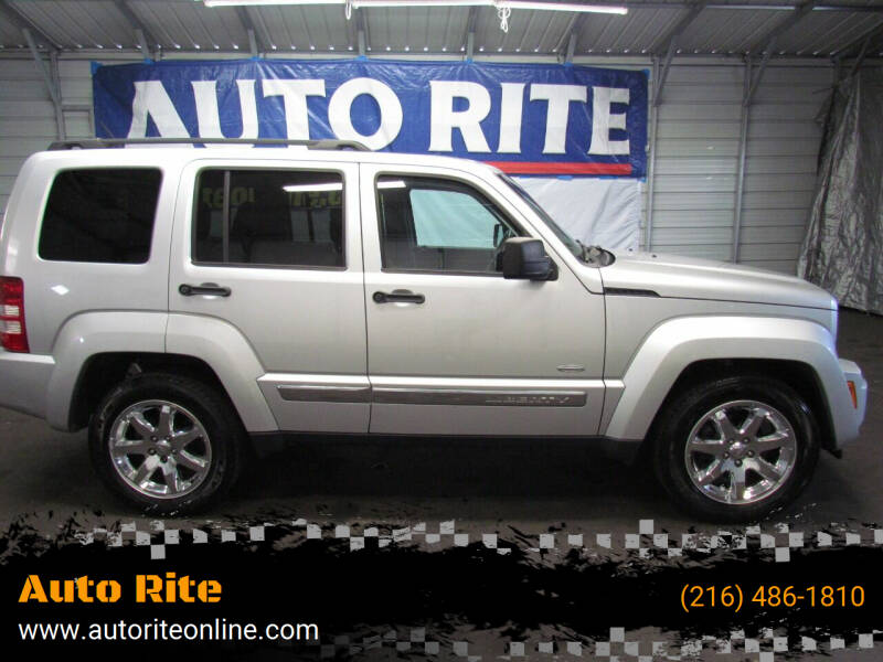 2012 Jeep Liberty for sale at Auto Rite in Cleveland OH