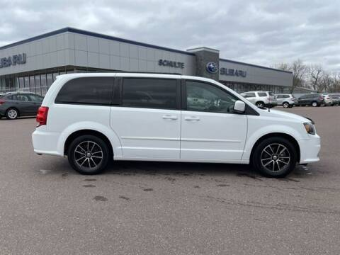 2016 Dodge Grand Caravan for sale at Schulte Subaru in Sioux Falls SD