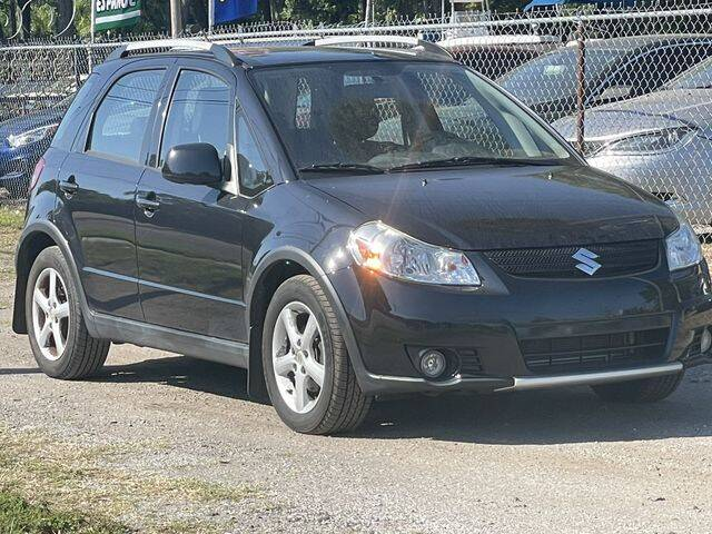 2007 Suzuki SX4 Crossover for sale at Pioneers Auto Broker in Tampa FL