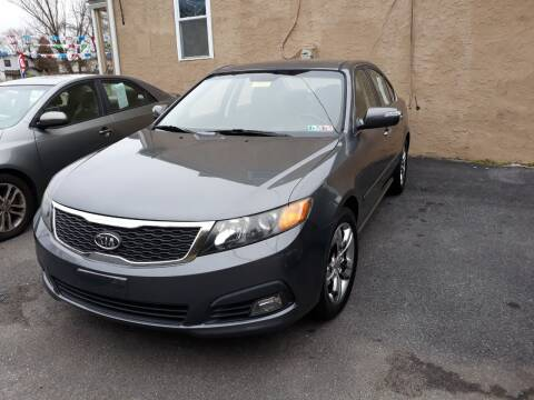 2009 Kia Optima for sale at GALANTE AUTO SALES LLC in Aston PA