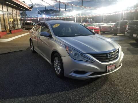 2016 Hyundai Sonata for sale at Absolute Motors in Hammond IN