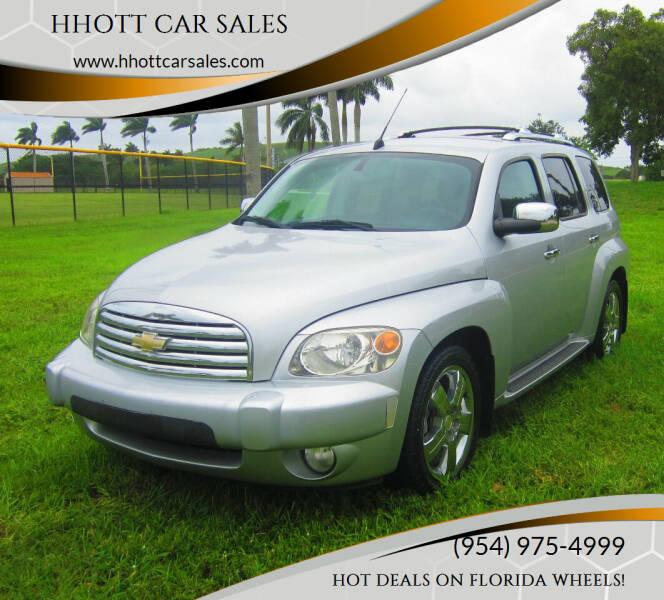 2011 Chevrolet HHR for sale at HHOTT CAR SALES in Deerfield Beach FL
