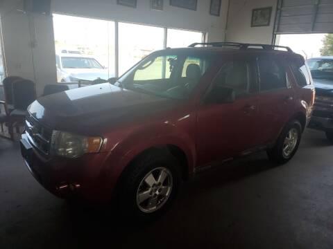 2010 Ford Escape for sale at PYRAMID MOTORS - Pueblo Lot in Pueblo CO