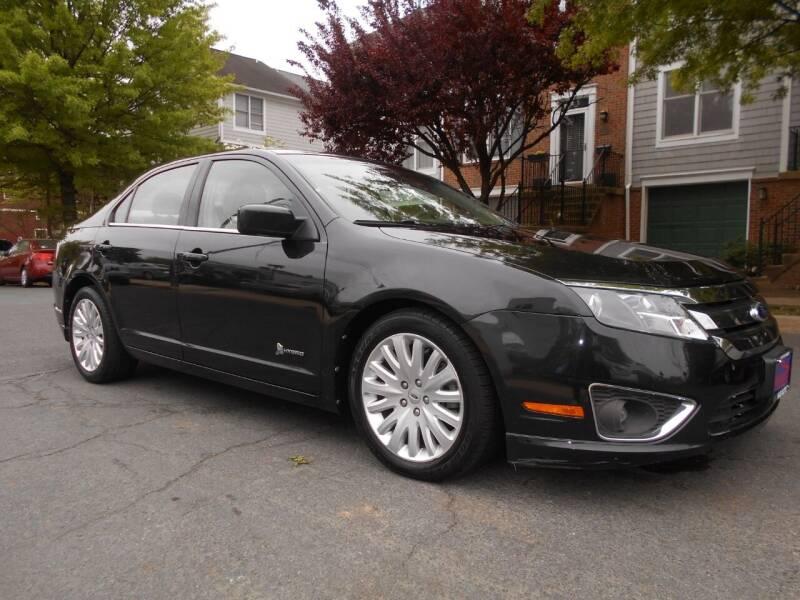 2012 Ford Fusion Hybrid for sale in Arlington, VA