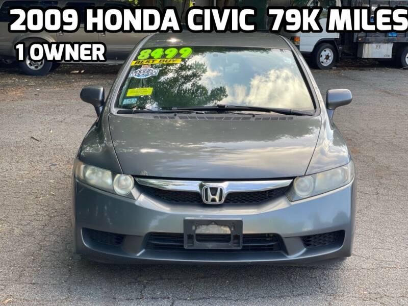 2009 Honda Civic for sale in Attleboro, MA