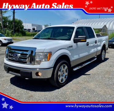 2009 Ford F-150 for sale at Hyway Auto Sales in Lumberton NJ