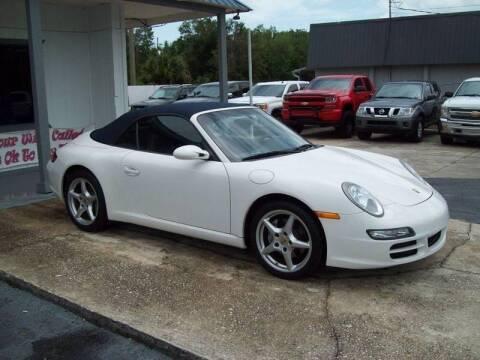 2008 Porsche 911 for sale at LONGSTREET AUTO in St Augustine FL