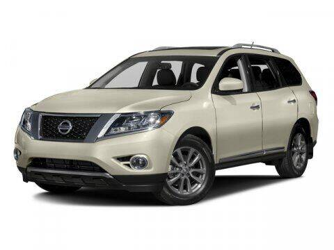 2016 Nissan Pathfinder for sale at DICK BROOKS PRE-OWNED in Lyman SC