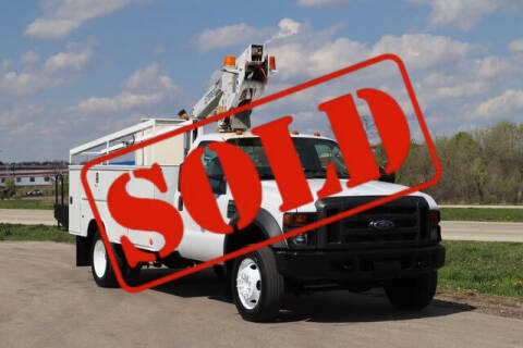 2008 Ford F-450 Super Duty for sale at Signature Truck Center in Crystal Lake IL