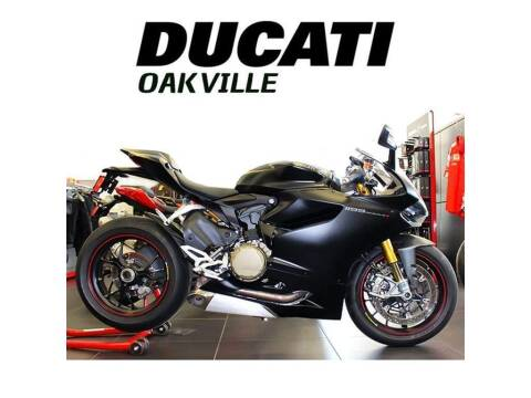 2014 Ducati 1199 Panigale S for sale at Peninsula Motor Vehicle Group in Oakville Ontario NY