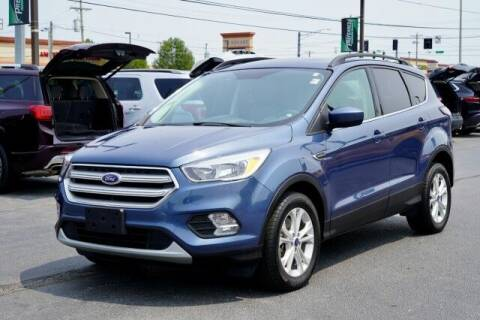 2018 Ford Escape for sale at Preferred Auto Fort Wayne in Fort Wayne IN