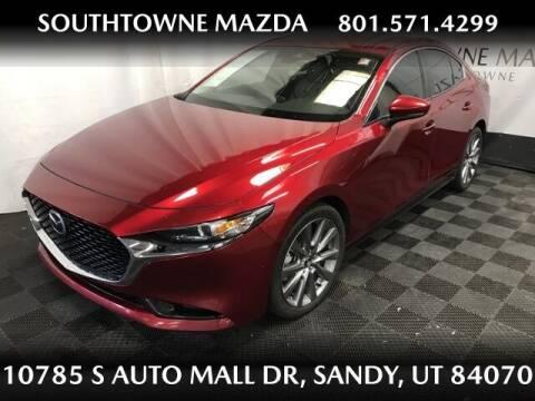 2019 Mazda Mazda3 Sedan for sale at Southtowne Mazda of Sandy in Sandy UT