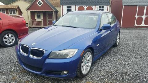 2009 BMW 3 Series for sale at Affordable Auto Sales & Service in Berkeley Springs WV