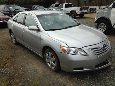 2008 Toyota Camry for sale at ASAP Car Parts in Charlotte NC
