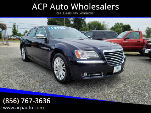 2012 Chrysler 300 for sale at ACP Auto Wholesalers in Berlin NJ