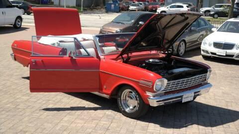1962 Chevrolet Nova for sale at Cars-KC LLC in Overland Park KS