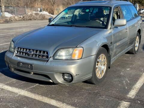 2003 Subaru Outback for sale at MFT Auction in Lodi NJ