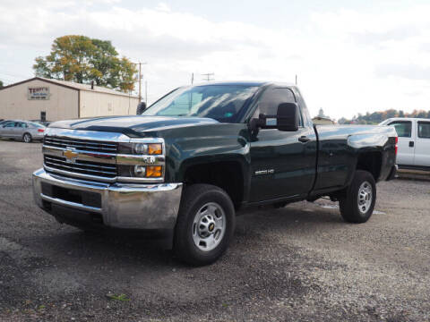 2018 Chevrolet Silverado 2500HD for sale at Terrys Auto Sales in Somerset PA