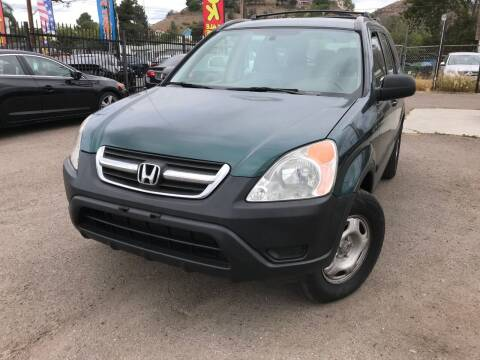 2003 Honda CR-V for sale at Vtek Motorsports in El Cajon CA