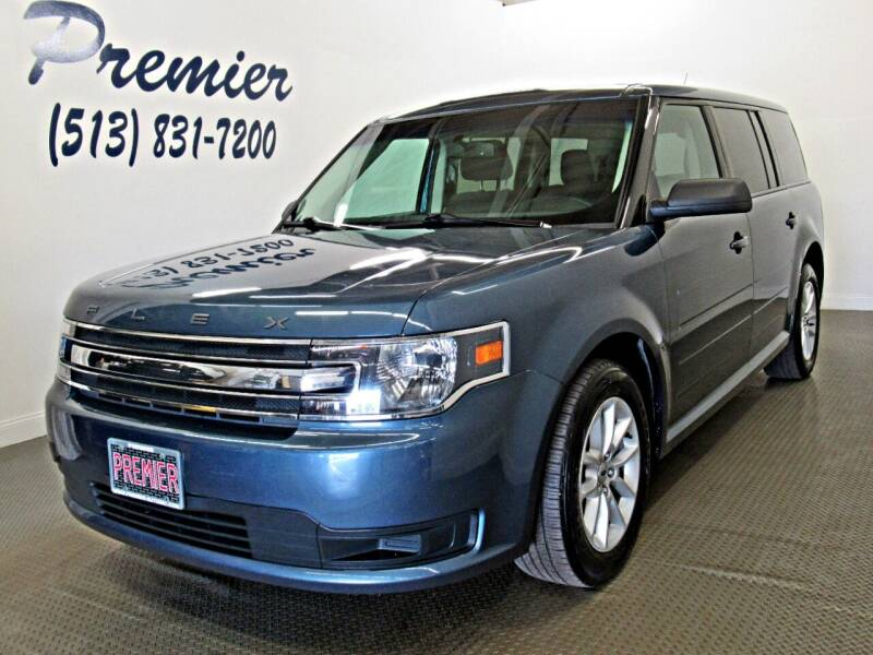 2019 Ford Flex for sale at Premier Automotive Group in Milford OH