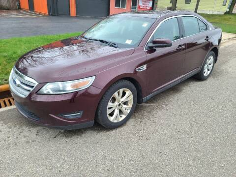 2011 Ford Taurus for sale at Steve's Auto Sales in Madison WI