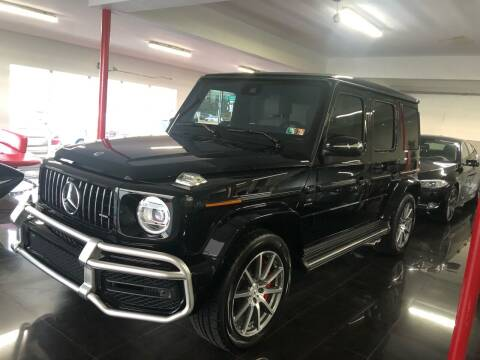 2019 Mercedes-Benz G-Class for sale at CARSTRADA in Hollywood FL