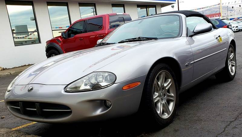 2000 Jaguar XK-Series for sale at Better All Auto Sales in Yakima WA