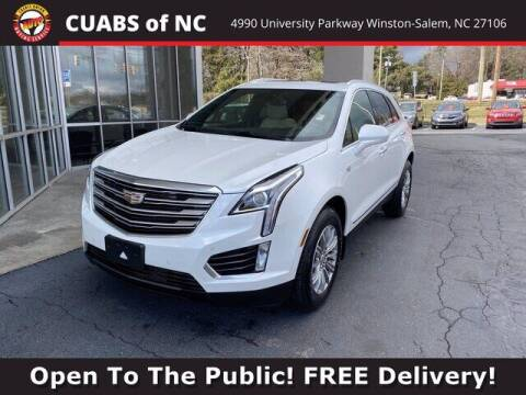 2017 Cadillac XT5 for sale at Summit Credit Union Auto Buying Service in Winston Salem NC