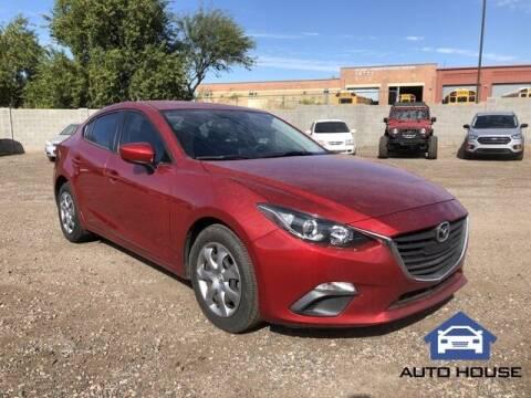 2015 Mazda MAZDA3 for sale at Auto House Phoenix in Peoria AZ