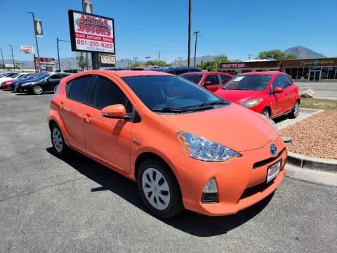2014 Toyota Prius c for sale at ATLAS MOTORS INC in Salt Lake City UT