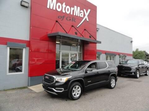 2017 GMC Acadia for sale at MotorMax of GR in Grandville MI