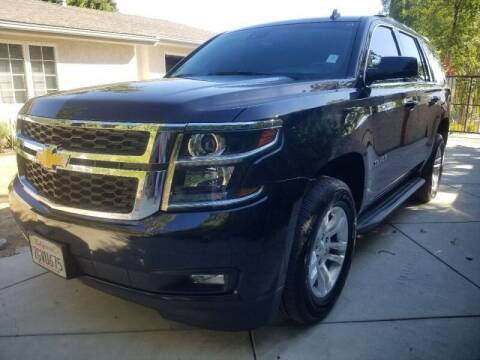 2015 Chevrolet Tahoe for sale at Best Quality Auto Sales in Sun Valley CA
