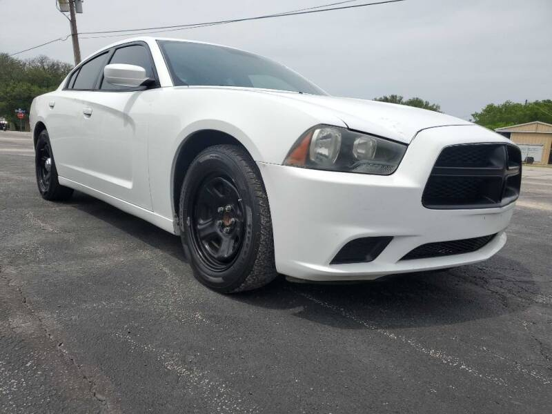 2012 Dodge Charger for sale at Thornhill Motor Company in Lake Worth TX