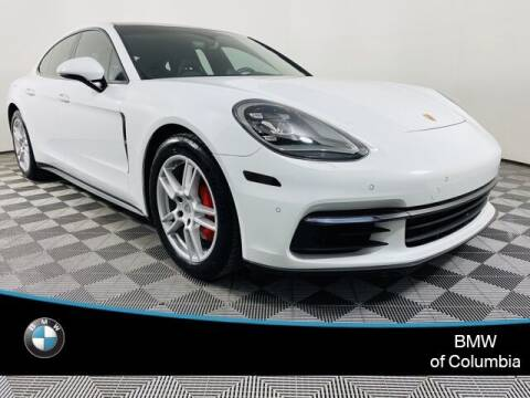 2018 Porsche Panamera for sale at Preowned of Columbia in Columbia MO