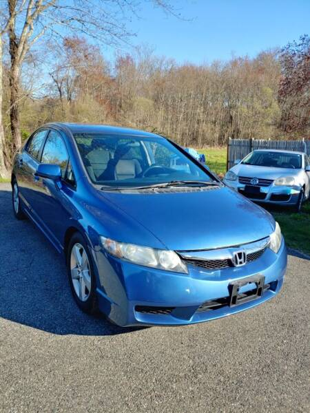 2010 Honda Civic for sale at Best Choice Auto Market in Swansea MA