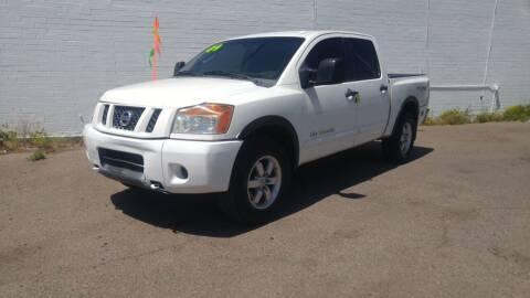 2009 Nissan Titan for sale at Advantage Auto Motorsports in Phoenix AZ