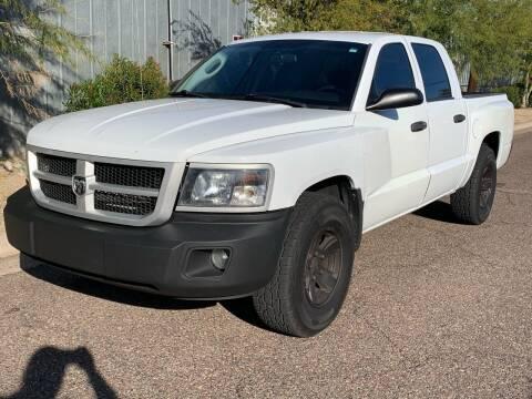 2008 Dodge Dakota for sale at Premier Motors AZ in Phoenix AZ