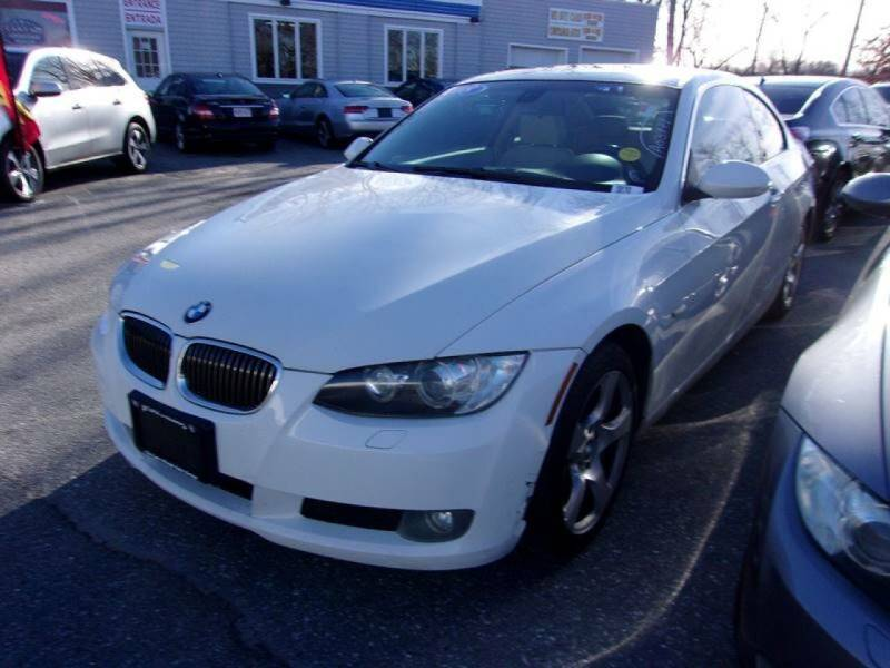 2008 BMW 3 Series for sale at Top Line Import in Haverhill MA