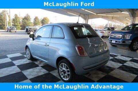 2014 FIAT 500 for sale at McLaughlin Ford in Sumter SC