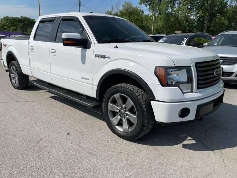 2012 Ford F-150 for sale at Empire Auto Group in Indianapolis IN