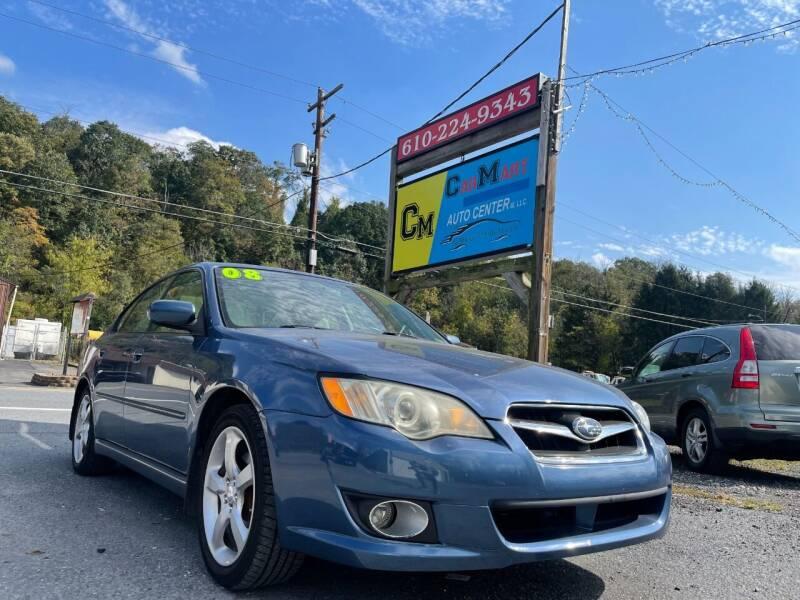 2008 Subaru Legacy for sale at Walnutport Carmart in Walnutport PA