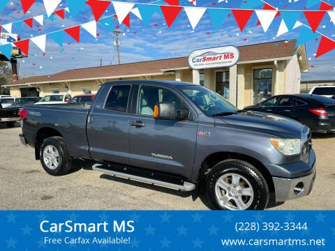 2007 Toyota Tundra for sale at CarSmart MS in Diberville MS